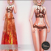.:FlowerDreams:. Roxane Lingerie Set Brown