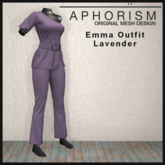 !APHORISM! - Emma Outfit Lavender