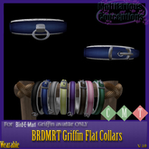 [MC]  BRDMRT Griffin Flat Collars [wear to unpack]
