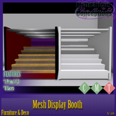 Mesh Display booth for events & Products copy/mod