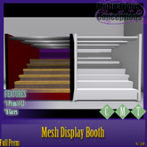 Mesh Display booth for events & Products full perm