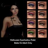 I n' K Original - Halloween Eyeshadow Palet  (BOM)