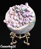 dust bunny . lunar craft . crystal ball
