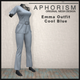 !APHORISM! - Emma Outfit Cool Blue
