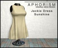 !APHORISM! - Jackie Dress Sunshine