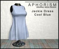 !APHORISM! - Jackie Dress Cool Blue