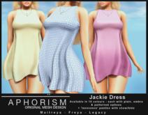 !APHORISM! - Jackie Dress Fatpack