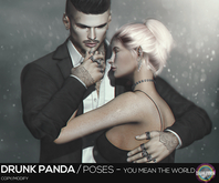 Drunk Panda - YouMeanTheWorld