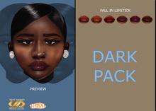 DRAFT Pigments. - Fall In Lipstick (dark)