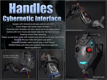 Vortech Handles Cyber Head V1.0