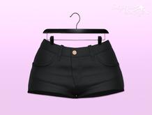 [SB] Babe Shorts - Maitreya - Black