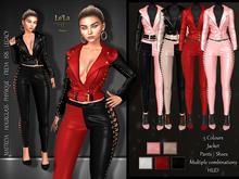 {Le'La} Xtreme Outfit