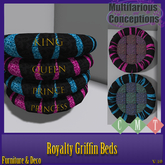 [MC]  BRDMRT Royalty Griffin Beds [wear to unpack]