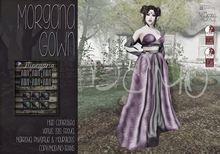 [QE] Morgana Gown DEMO