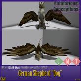 [MC] Griffin German Shepherd texture [wear to unpack]