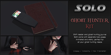 [Solo] - Ghost Hunter Kit