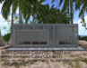 Beach Container Cabin(13LI, 8x13)