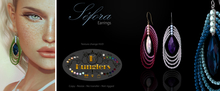 KUNGLERS - Sefora earrings
