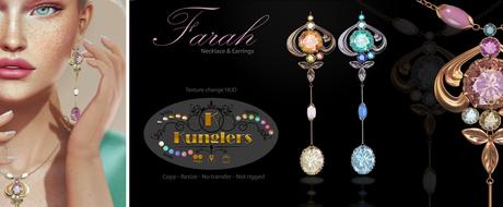 KUNGLERS - Farah set