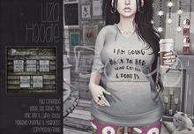 [QE] Liza Hoodie -Lazy Day- DEMO