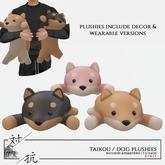 taikou / shiba inu plushie