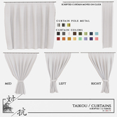 taikou / curtains