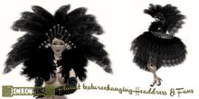 """Eclectica """"Flaunt"""" headdress&fans demo pack"""
