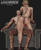 .:LAVAROCK POSES:.m/f Couple Bento Pose-21