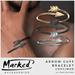 MARKED - Arrow Cuff Bracelet
