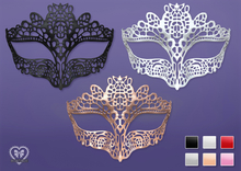 Bowtique - Lace Mask (6 Colors)