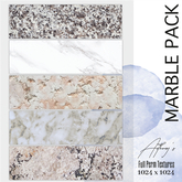 Anthony's Full Perm Textures - Marble Pack