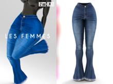 LF. Flare Jeans [medium] [INITHIUM Kupra] [ADD ME]