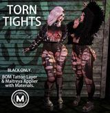 [MODA] TORN TIGHTS - 80% (updated)