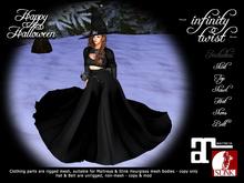 [Infinity Twist] Midnight Witch (add & click to unpack)