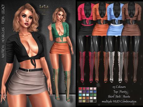 {Le'La} Shery Outfit
