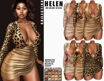MH-Helen Dress Collection Fatpack