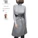 Thalia Heckroth - Rania coat PEBBLE