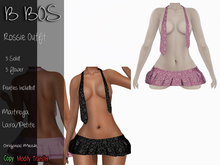 B BOS - Rossie Outfit - Flower Pink (Add me)