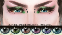 +FATHER+ Humble Eyes - DARK PACK - BOM/OMEGA