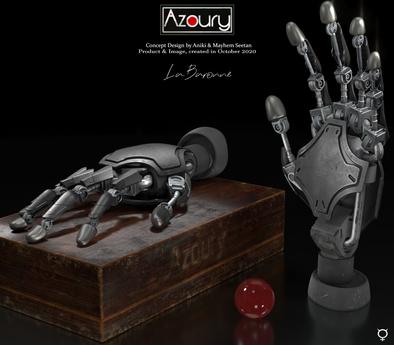AZOURY - La Baronne