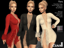 Gaall Fara Dress | 18 textures Fatpack