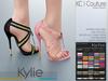 -KC- KYLIE HEELS / MAITREYA LEGACY SLINK BELLEZA EVE