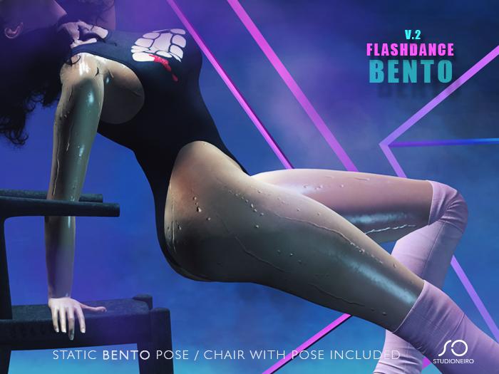 :studiOneiro: Flashdance 2  /BENTO update