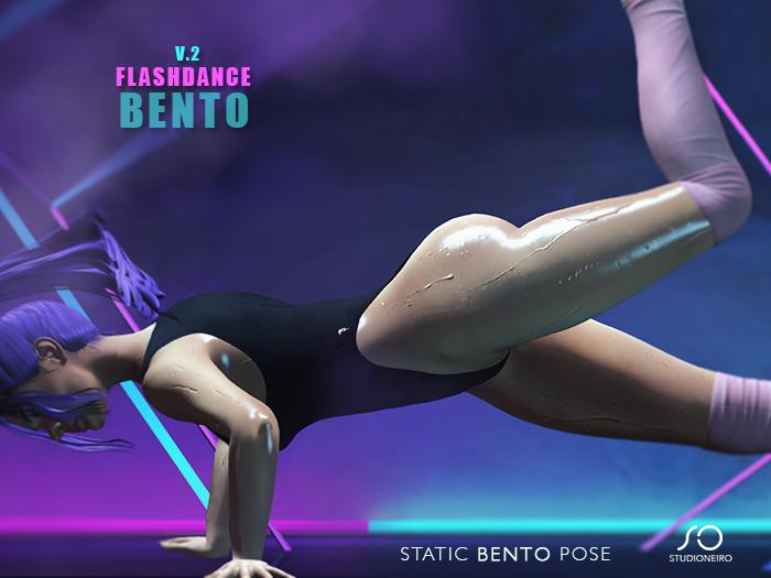 :studiOneiro: Flashdance 4 /BENTO update