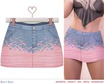 .Safira. Batty Skirt Blush