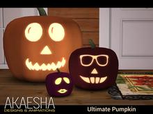 *- Akaesha's -* Carve Your Own Pumpkin Bundle