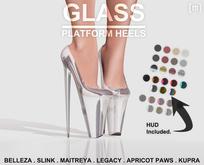 [Misfit] Glass Platforms - Fatpack