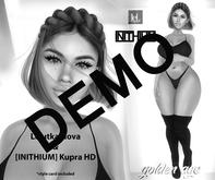 Jasmin shape (Lelutka Nova head & [INITHIUM] Kupra DEMO