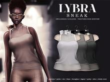 LYBRA . ANGIE SNEAK