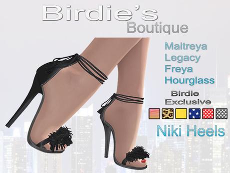 Birdie's Boutique - Niki Shoes Birdie's Pack